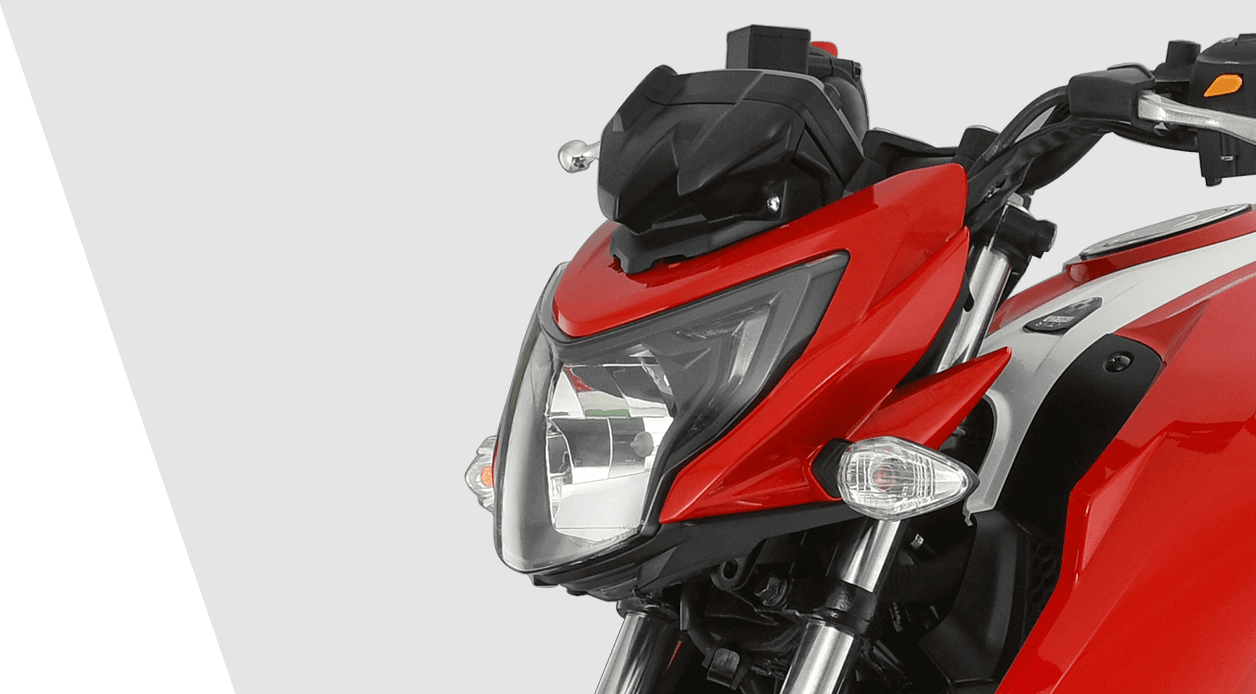Tvs Apache Rtr 160 4v Performance Features Safety Colors Automatic Street Light Circuit Diagram Aggressive Headlamp